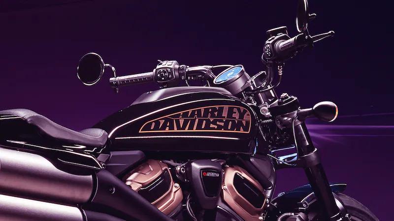 2021 Harley-Davidson Sportster S Handlebar