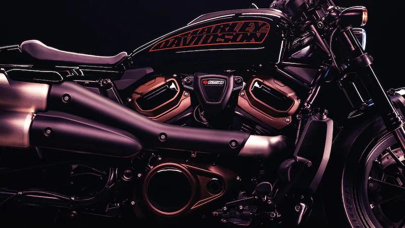 2021 Harley-Davidson Sportster S Engine