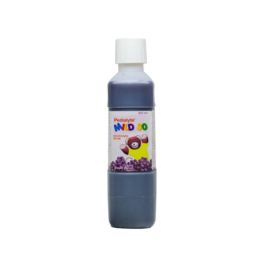 Pedialyte 30 Grapes 500ml