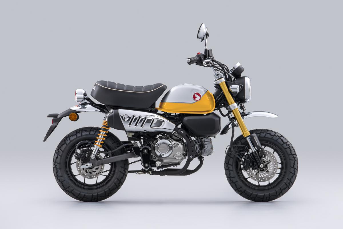 2022 Honda Monkey