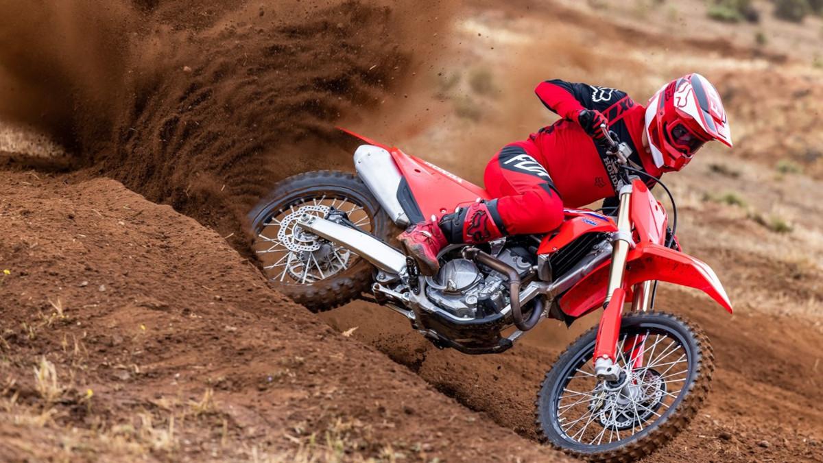 2022 Honda CRF250RX