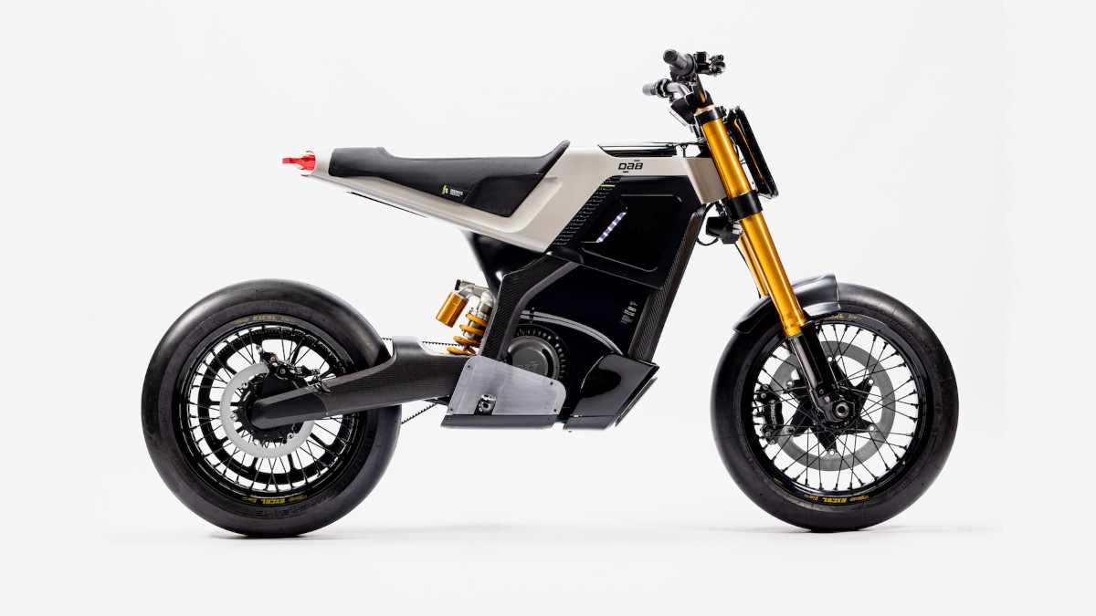 2022 DAB Motors Concept-E