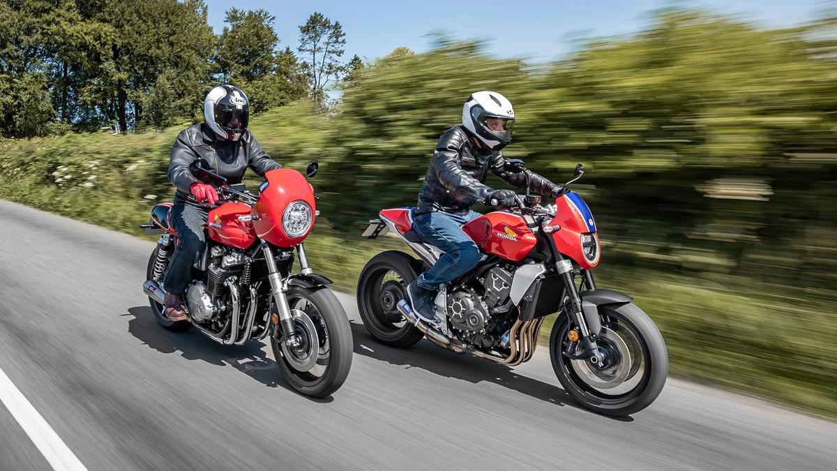 2021 Honda CB1000R 5Fou