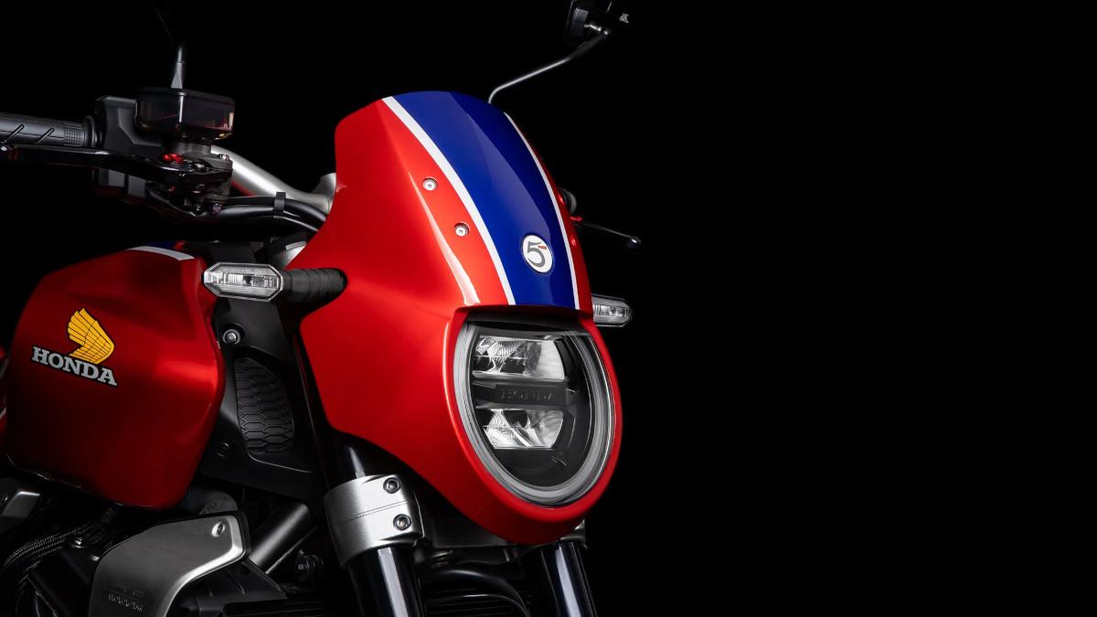 2021 Honda CB1000R 5Four headlight