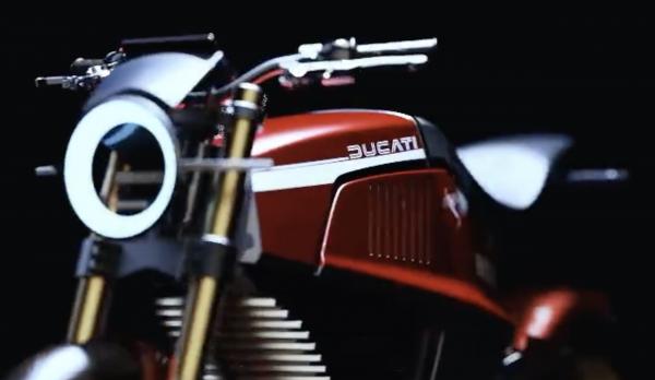 Ducati 860-E Concept
