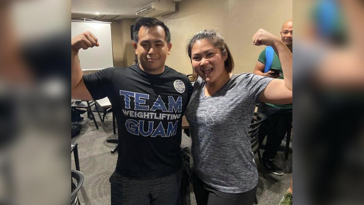 Julius Naranjo, Diaz's longtime coach and boyfriend