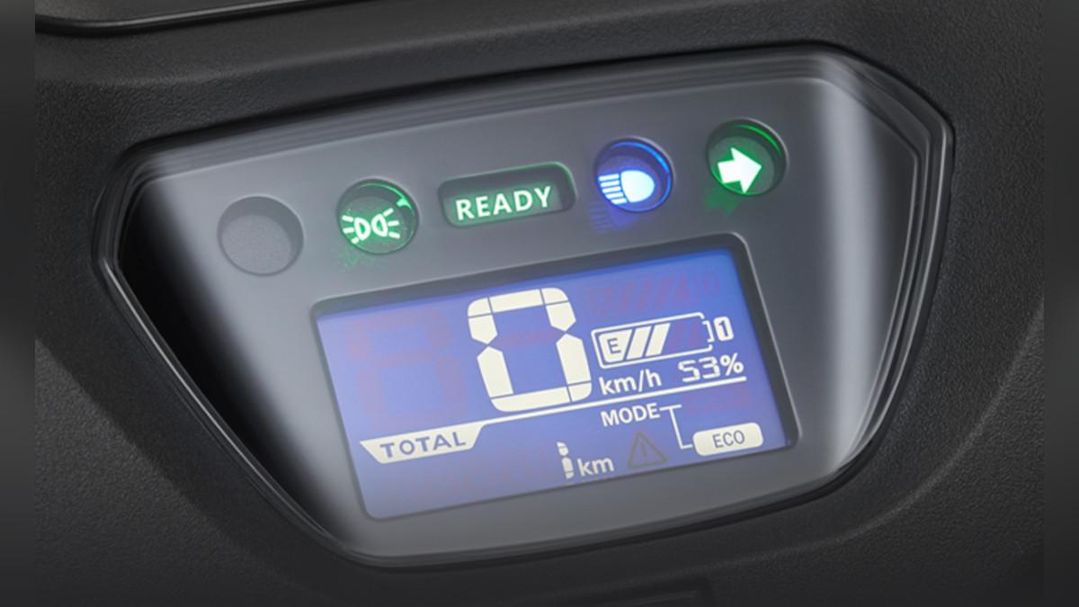 2022 Honda U-GO LCD screen