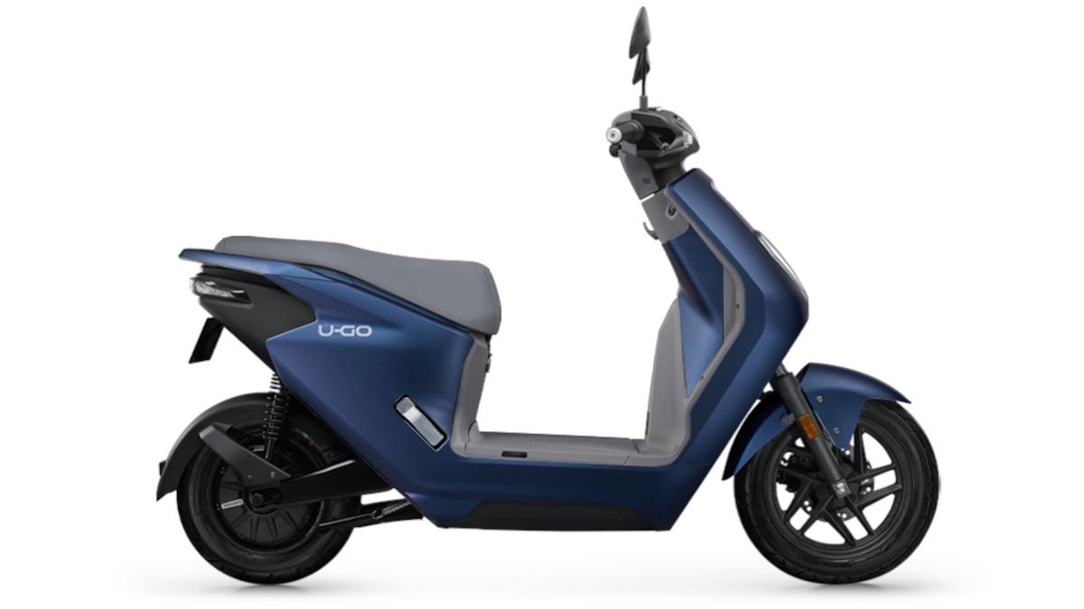 2022 Blue Honda U-GO