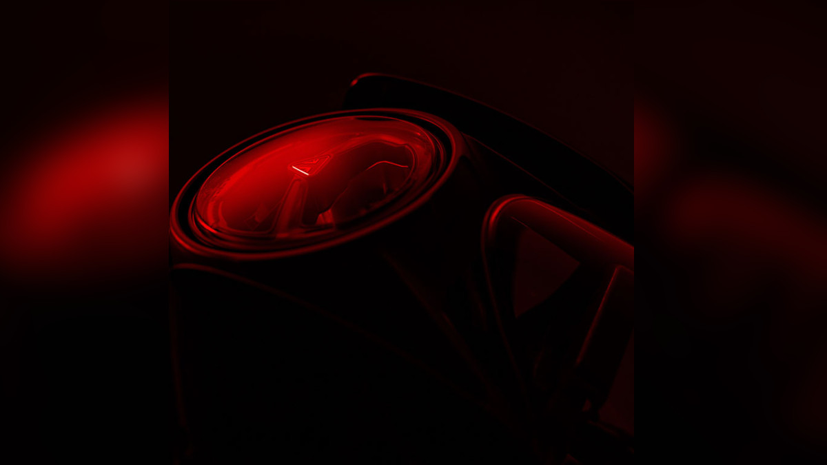 Triumph Speed Triple 1200 RR headlight