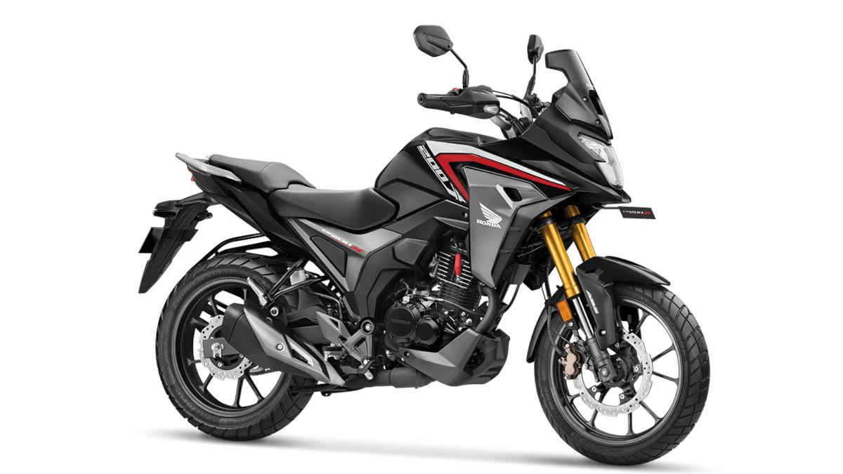 2021 Honda CB200X
