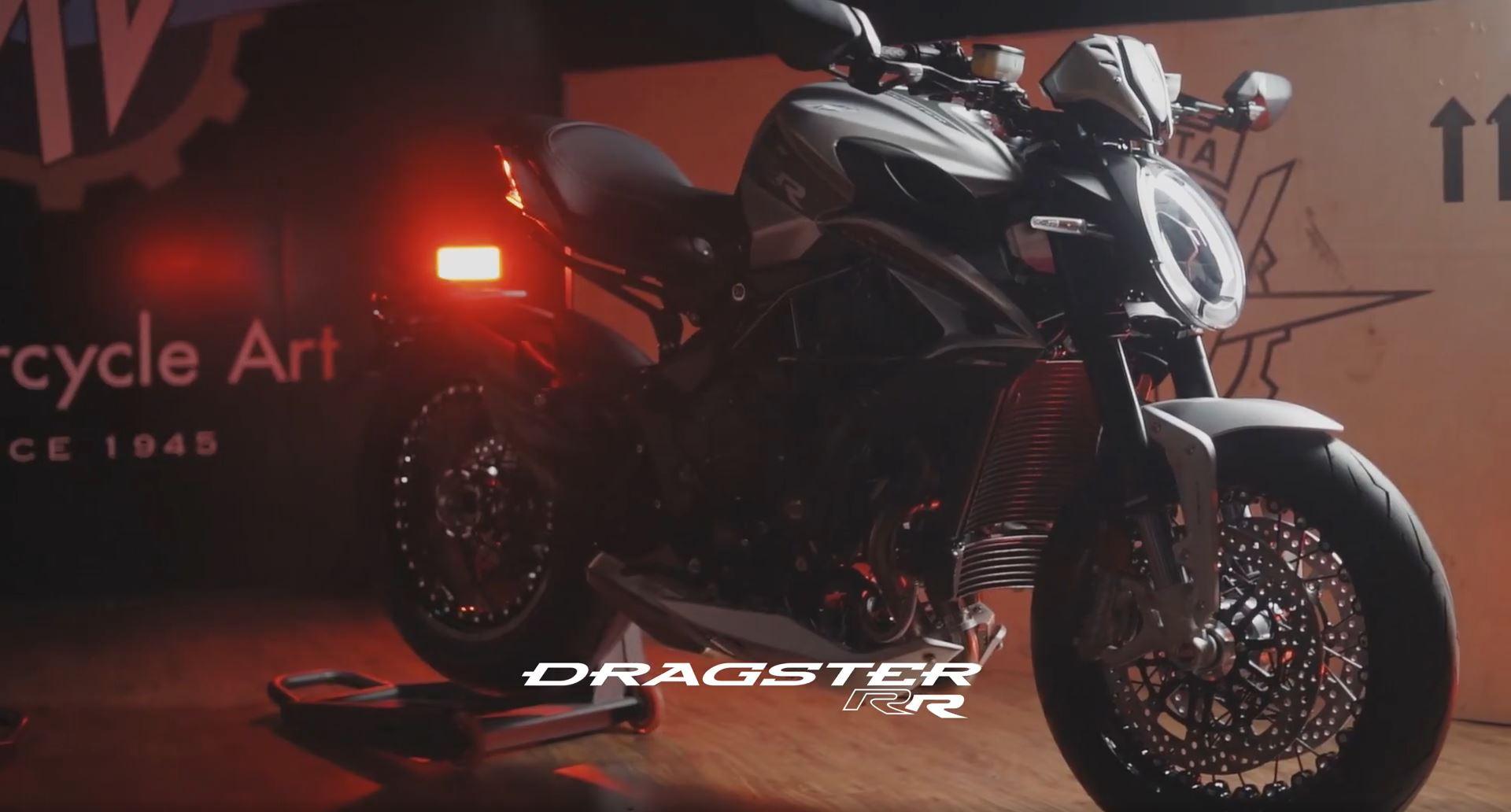2021 MV Agusta Dragster 800 RR naked bike