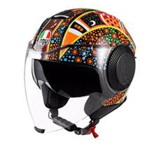 AGV Orbyt Dreamtime Open Face Helmet