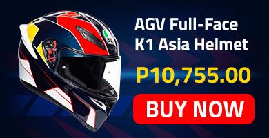 AGV Full-Face K1 Asia Helmet
