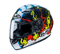 HJC Helmets CS-15 Jorge Navarro MC2