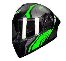 Lev3® FullFace Dual Visor BJ-5730 REV Motorcycle Helmet