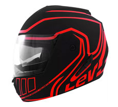 Lev3® Modular BJ-5700 Knight Motorcycle Helmet