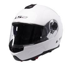 LS2 Modular FF325 Strobe Helmet