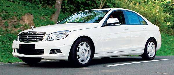 Top Gear Philippines Car Review - 2008 Mercedes-Benz C180
