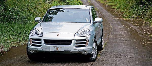 TopGear.com.ph Philippines Car Review - 2008 Porsche Cayenne V6