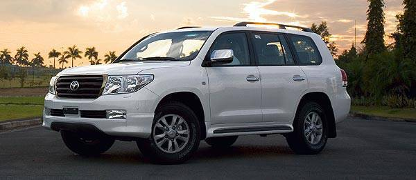 Top Gear Philippines Car Review - 2008 Toyota Land Cruiser GXR