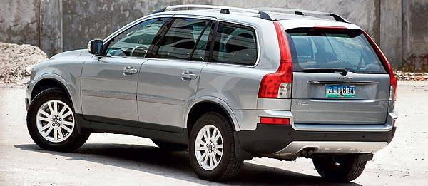 Top Gear Philippines Car Review - 2008 Volvo XC90 D5