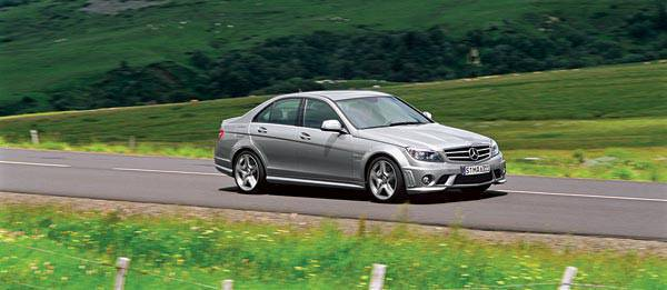 Top Gear Philippines Car Review - 2009 Mercedes-Benz C 63 AMG