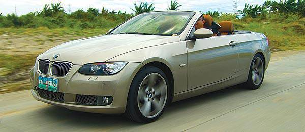 Top Gear Philippines Car Review - 2009 BMW 335i Convertible