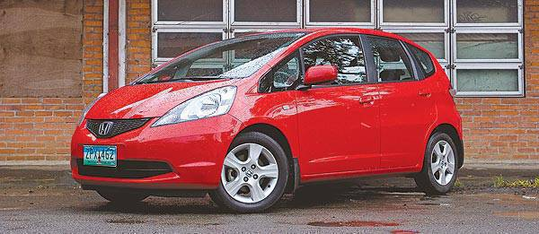 2009 Honda Jazz 1 3 S Review