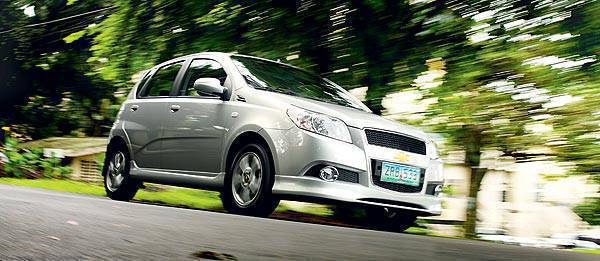 2009 Chevrolet Aveo 15 Hatchback Review Drives Top Gear Philippines