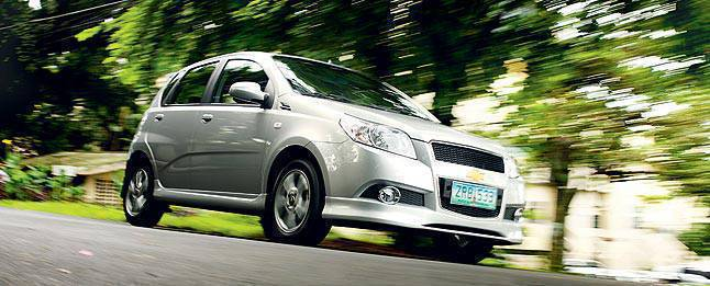 2009 chevrolet aveo 1 5 hatchback review. Black Bedroom Furniture Sets. Home Design Ideas