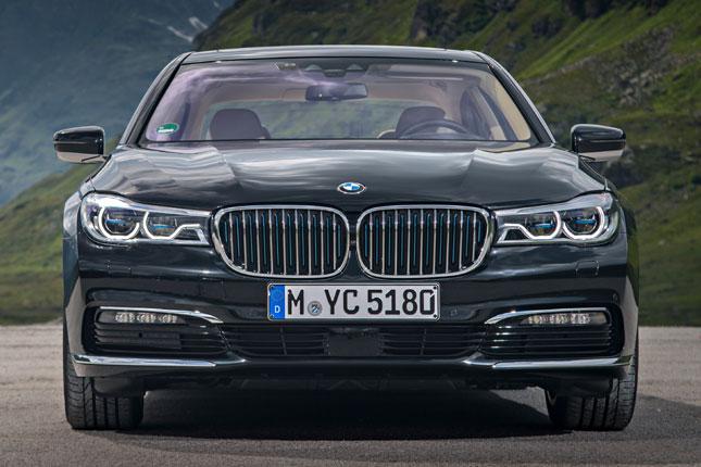BMW 7-Series hybrid