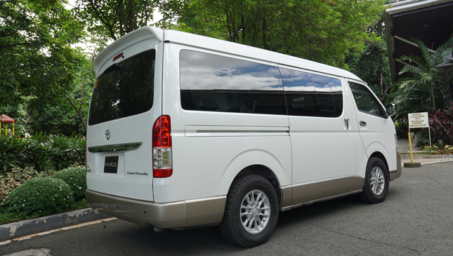 Here S Why The Toyota Hiace Super Grandia Is Awesome