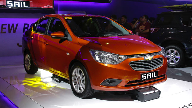 Chevrolet Sail Variants Specs Features Prices