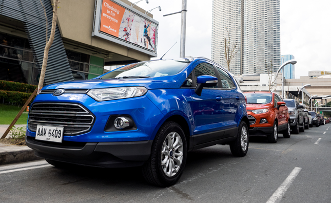 Ford Ph Is Adjusting Its Scheduled Maintenance Service Costs