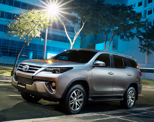Software fix of Toyota Fortuner's shift shock issue is now available