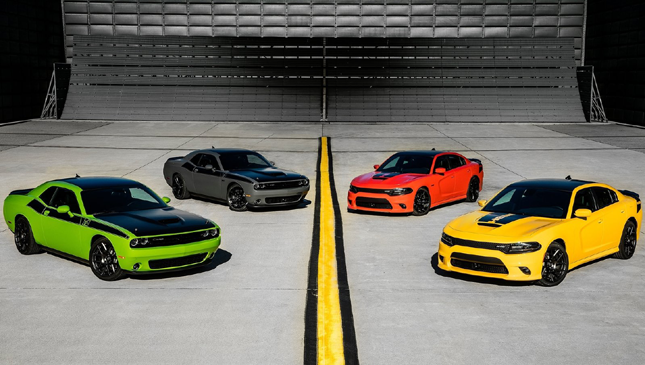 Dodge Looks To The Past With New Charger Challenger Variants