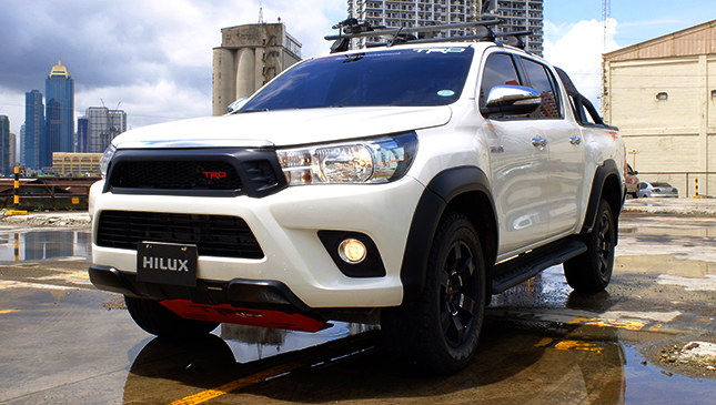 7 Reasons Why The Trd Packed Hilux Will Make You Feel Like A Man Again