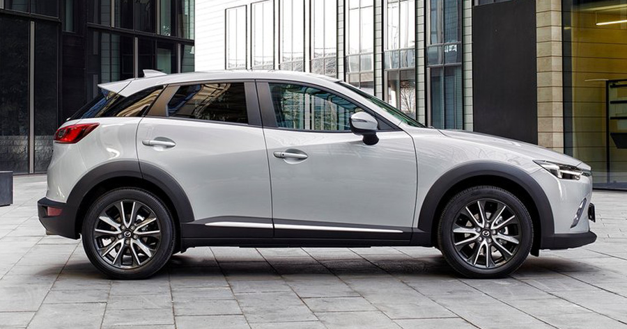 all new mazda cx 3 review features specs price car news top gear philippines. Black Bedroom Furniture Sets. Home Design Ideas