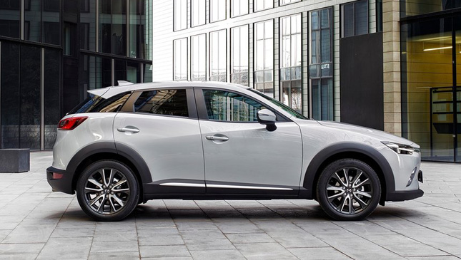 all new mazda cx 3 review features specs price. Black Bedroom Furniture Sets. Home Design Ideas