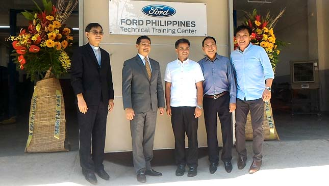 Ford Philippines' Don Bosco Technical Vocational Education and Training Center