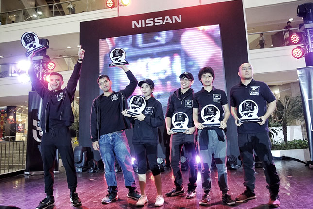 2016 Nissan GT Academy finalists Philippines