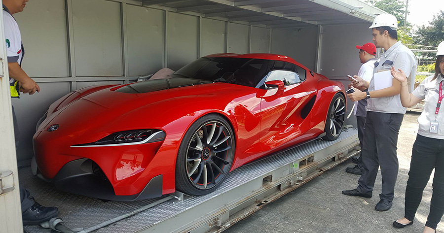 Toyota Ft1 Price >> Toyota Ft 1 Concept Top Gear Philippines