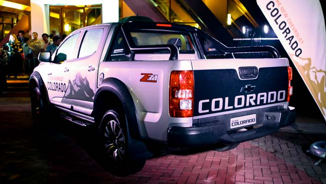 Chevrolet Colorado Philippines