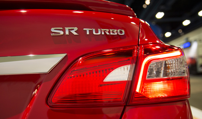 Turbocharged Nissan Sentra