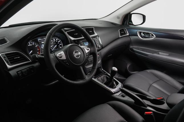 Turbocharged Nissan Sentra