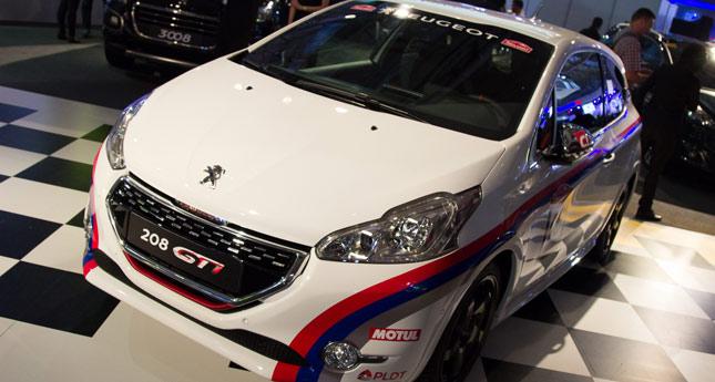 Peugeot PIMS 2016