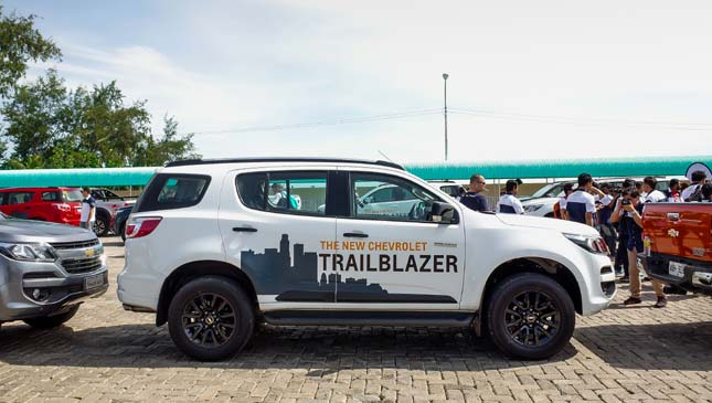 Chevrolet Colorado and Trailblazer