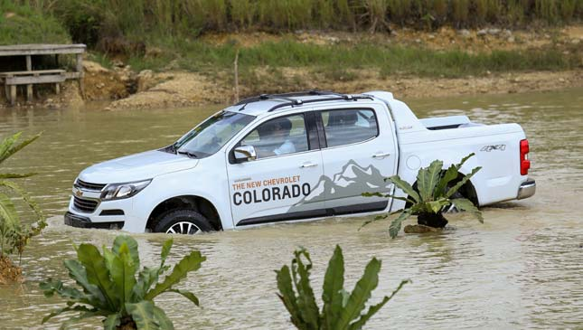 Chevrolet Colorado and Trailblazer