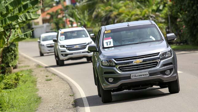 Chevrolet Trailblazer And Colorado Review Photos Specs