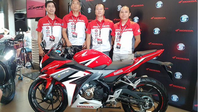 Honda Cbr150r Motorcycle Price Features Specs